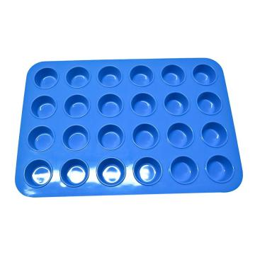 12- cavity Silicone Texas Muffin Pan