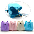 Custom BPA Free Silicone Handbags Shoulder Bag