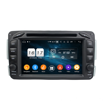 Mercedes-benz android car dvd player