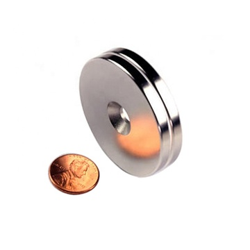 IATF16949 certificated N52 Permanent Neodymium magnet