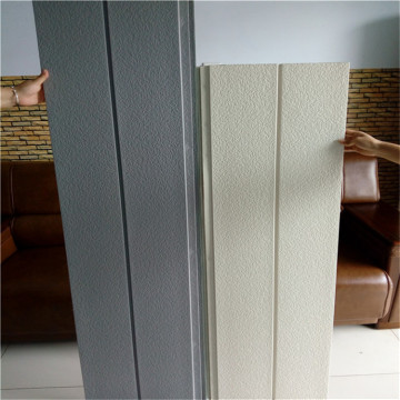 AL-Zn Galvanized metal wall siding