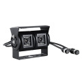Dual lens 1080P car camera front and back