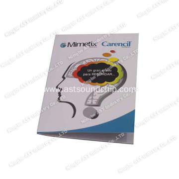 S-1013B  Recordable Card, Musical Cards, Sound Cardinvitation Card