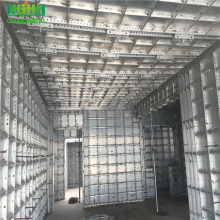 6061-T6 aluminum formwork system concrete forming