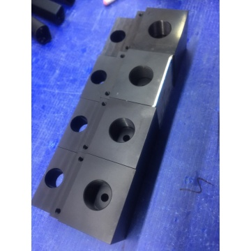 CNC Plastic Machining CNC ABS / PC Rohmaterial CNC Machined Products
