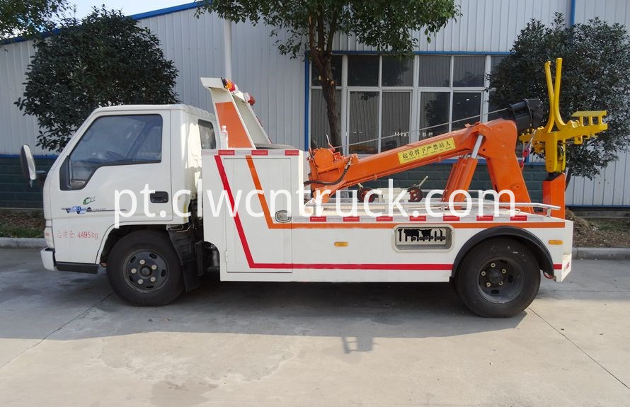 Medium Duty Towing truck