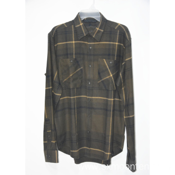 Slim Fit Multi Color Custom Flannel Shirts