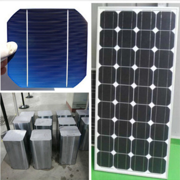 cheap solar panels with CE Rohs for power system