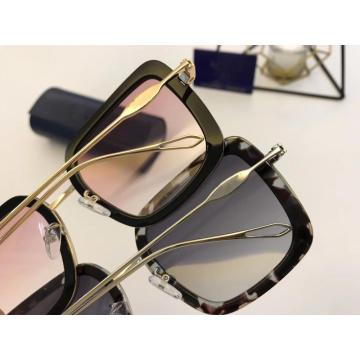 Metal acetate combination Sunglasses high quality CR39 resin lens fashion