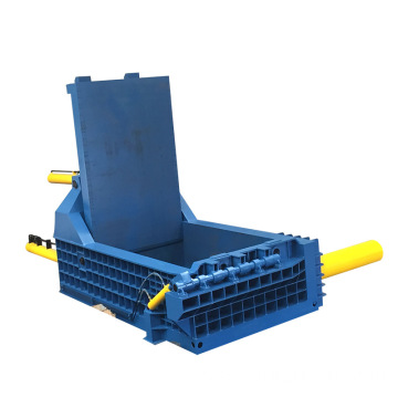 Hydraulic Scrap Metal Baler Iron Chippings Baling Machine