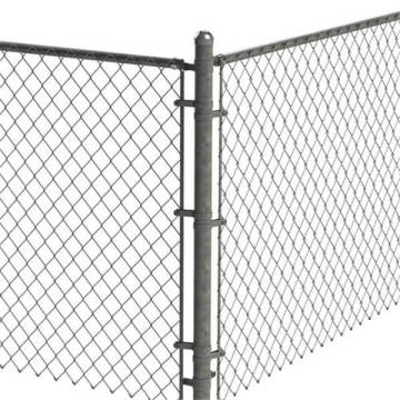 Galvanized Screen Chain Link Fence For Sale