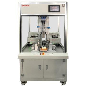 Double Automatic Screw Locking Screw Tightening Machine Robot