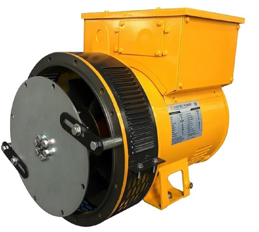 80kw Three-Phase Generator