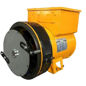 Synchronous Lower Voltage Electric Power Generator