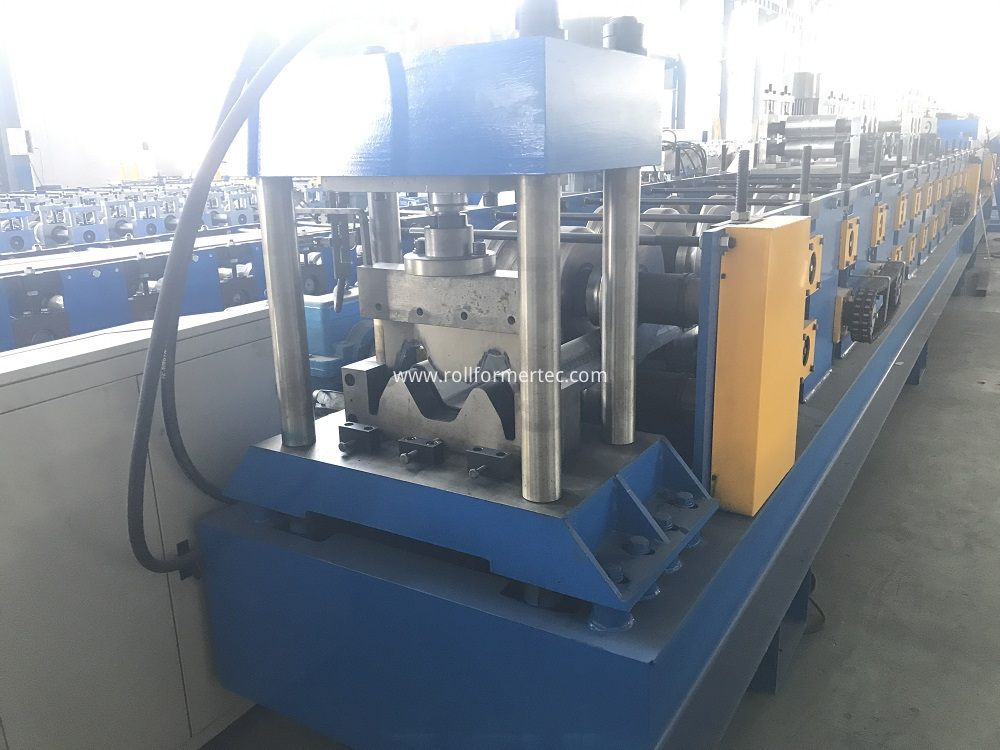 highway guard rollforming line