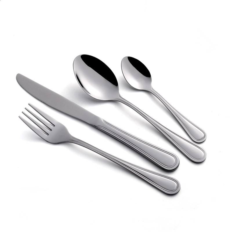 Glisten Piece Stainless Steel Cutlery Set