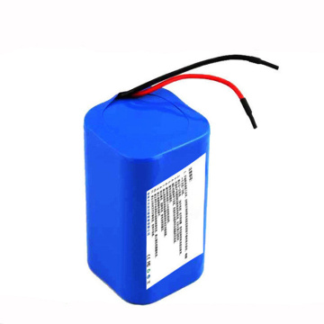 18650 1S4P 3.7V 13400mAh Li Ion Battery Pack