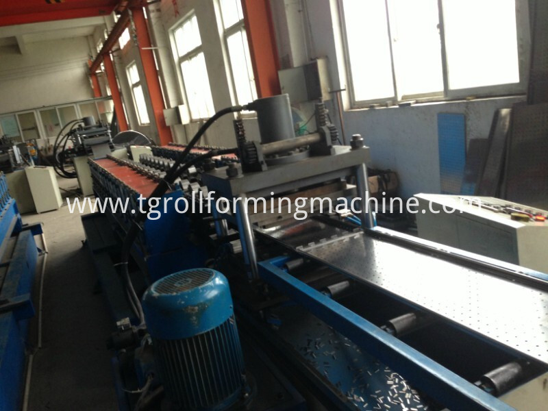 Shelves Sheet Panel Roll Forming Machines