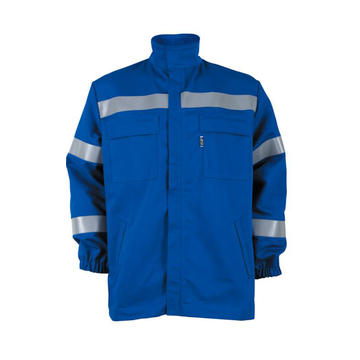 FR Safety Overalls med Reflekterande Tape Workwear