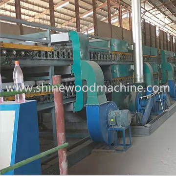 Finished Plywood Veneer Drying Machine
