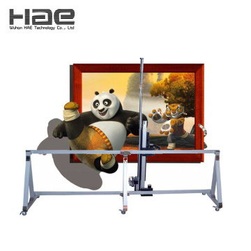 Wall Inkjet Printer For New House Decoration