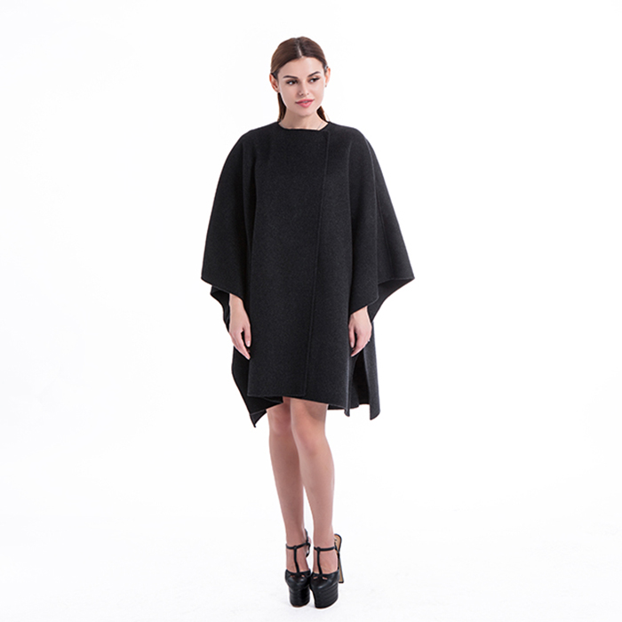 New styles Loose cashmere winter coat