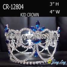 Full Round Pageant Crowns CR-12804
