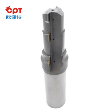 PCD o-ring grooving milling machine key cutter