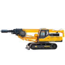 Small Hydraulic Rotary Digging Machine