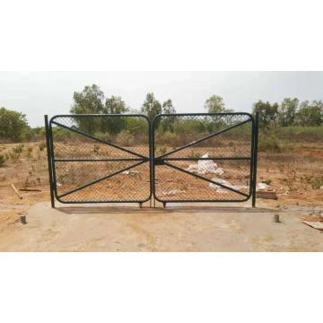 Top sale popular 6ft decorative chain link fence