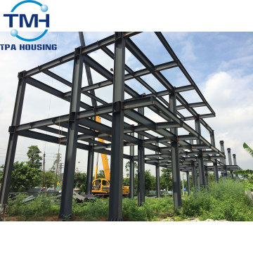 structure steel prefabricated metal garage warehouse
