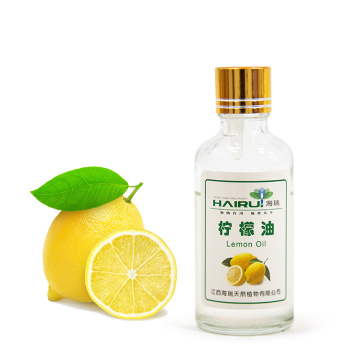 natural extract Lemon oil for food additive