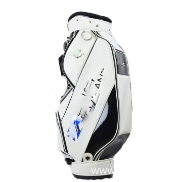 Custom PU Material Golf Bag Golf Bag