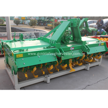 rotary tiller cultivator for 15-40hp tractor