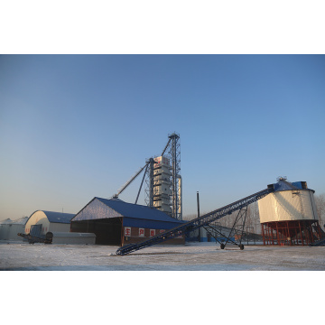 Grain Processing Machine Soybean Dryer System