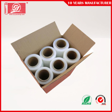 Quality Cast hand Use LLDPE Stretch Film