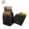 Custom Reusable Laminated Coffee Bag With Valve