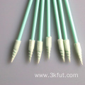 Free Samples Sponge Head Pointed Cleanroom Foam Swab