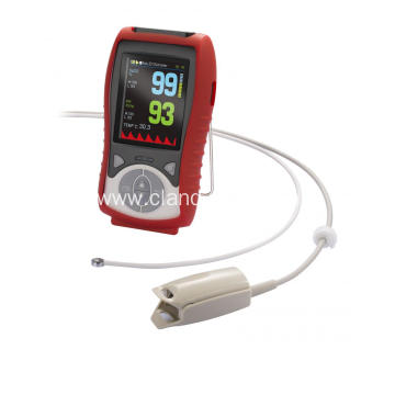 Digital Home Portable Medical Finger Tip Pulse Oximeter