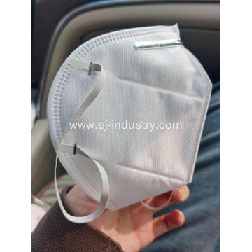 N95 face mask melt-blown nonwoven