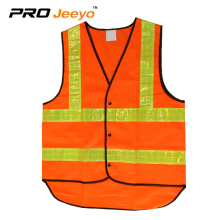 Cloth for mens blue reflective safety vest
