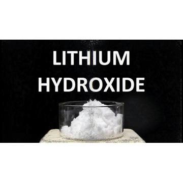 how lithium hydroxide is produced