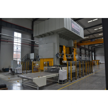 High Strength Steel Hot Stamping Press Yjkhs-315