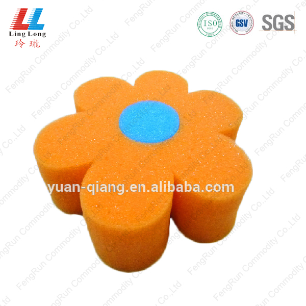 Bulk flower goodly bath sponge