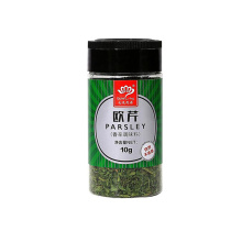 Parsley Condiment and Seasoning for Cuisine
