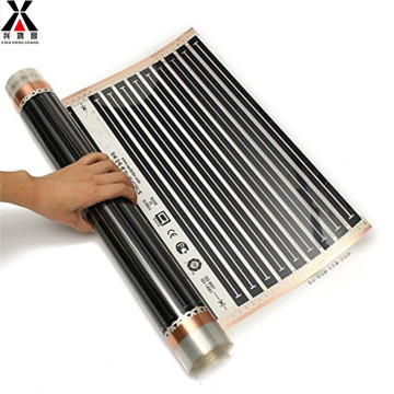 150w AC220V 750 * 750mm underfloor heating mat