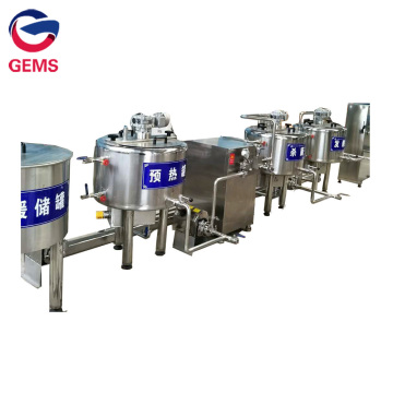 Small Yogurt Production Line
