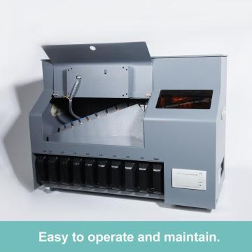 High Speed coin sorter for Turkish coins