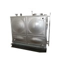 SUS304 Hot Drinking Water Tank For Water Treatment