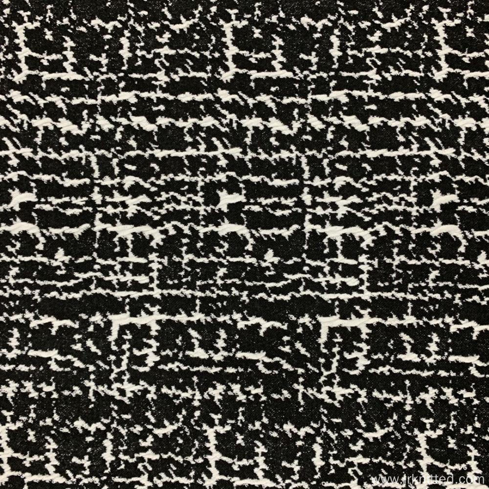 Irregular Jacquard Knitted Fabric